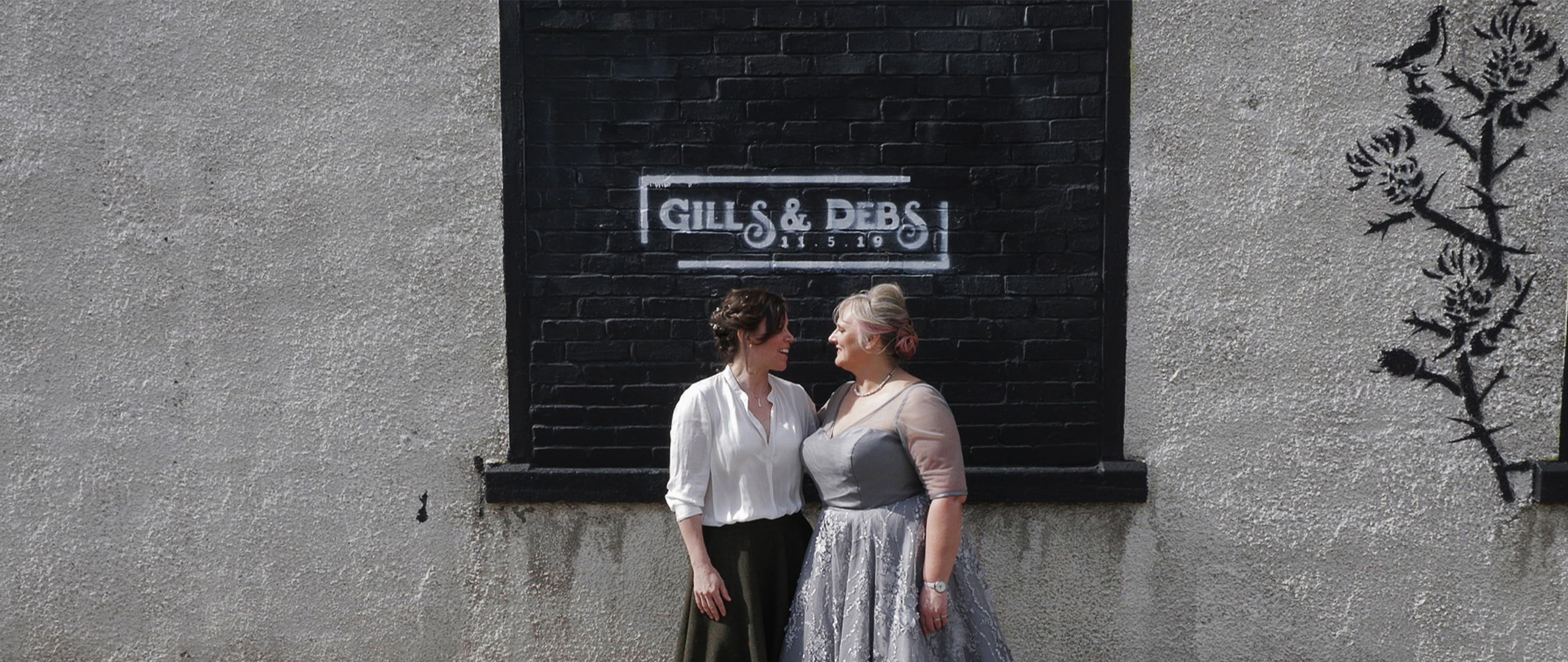 edinburgh alternative wedding