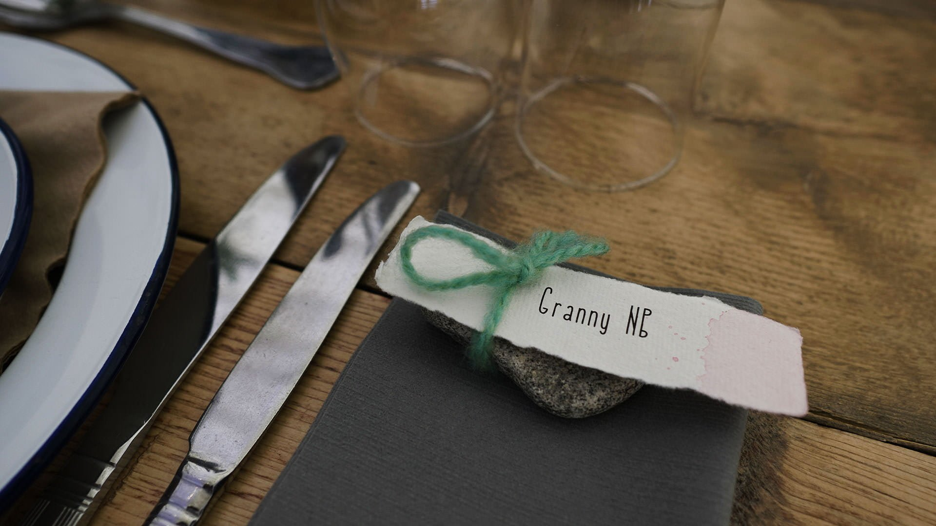The Cow Shed Crail wedding videographer 3